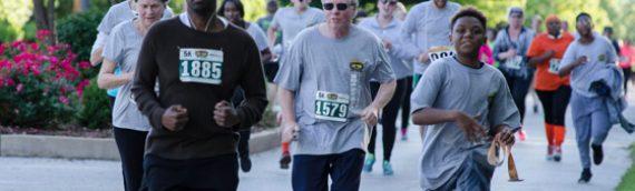2017 Donnie White, Sr. Memorial Ferguson Twilight Run Award Recipients