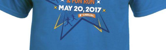 2017 Ferguson Twilight Run Commemorative Shirt